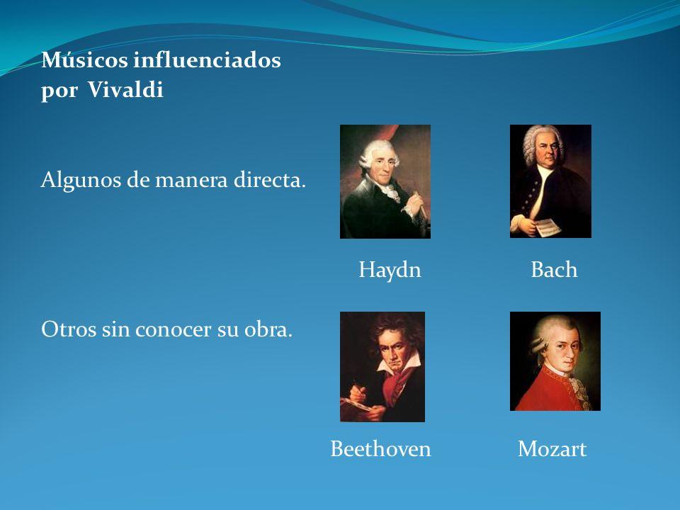 Músicos influenciados