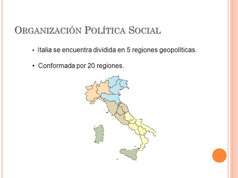 Organización Política Social