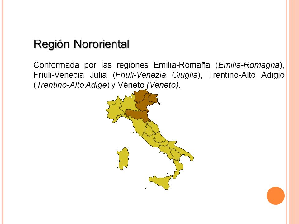 Región Nororiental