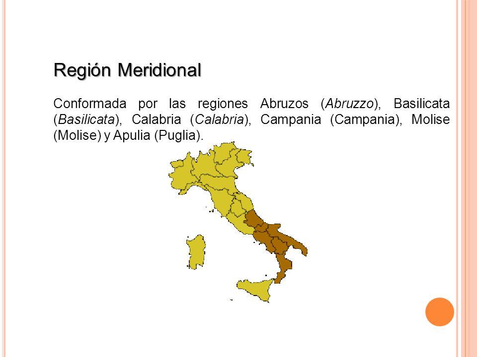 Región Meridional