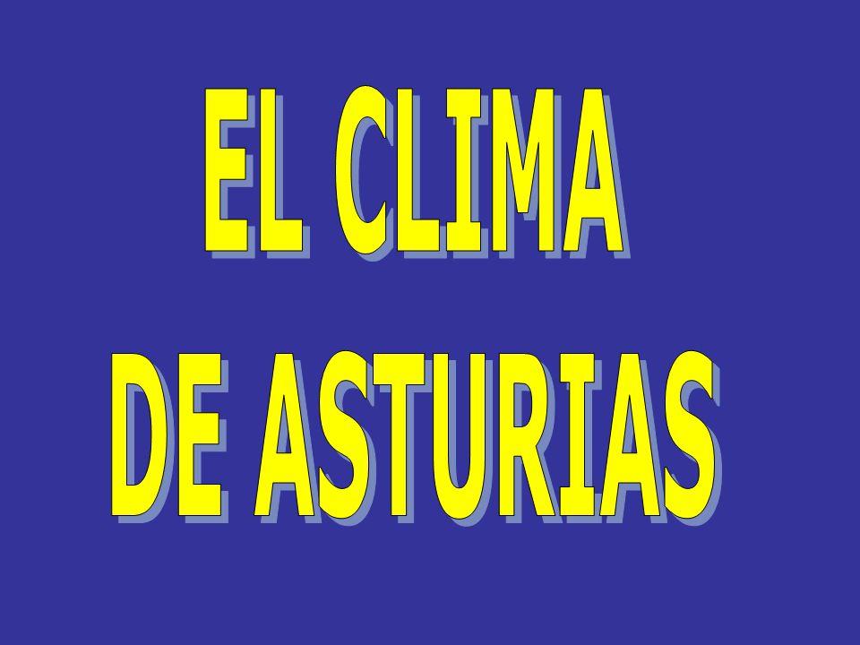 EL CLIMA DE ASTURIAS