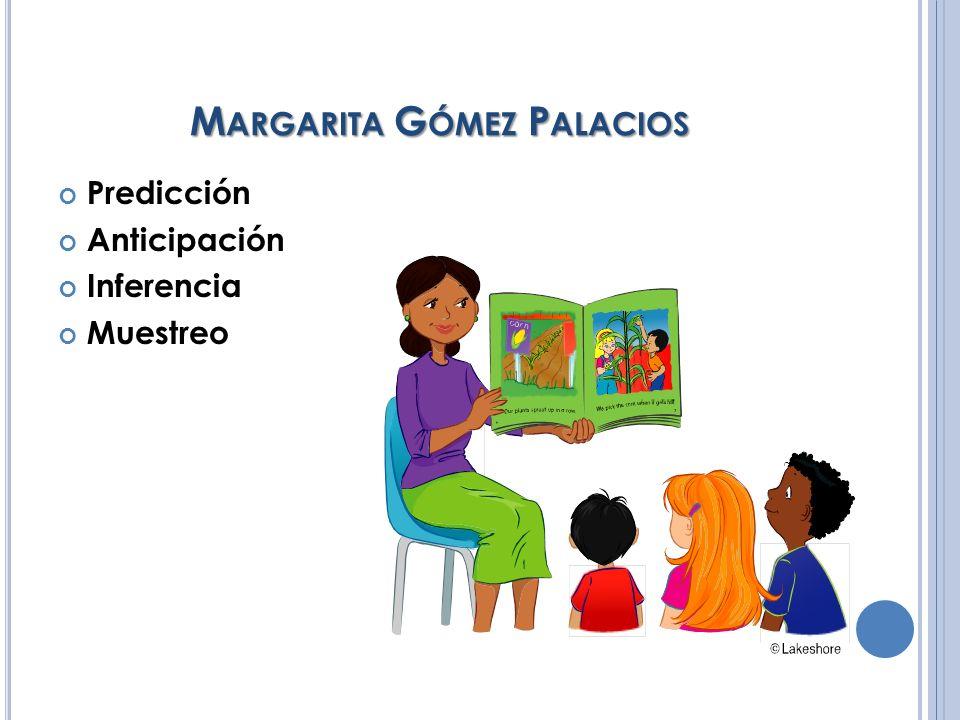 Margarita Gómez Palacios
