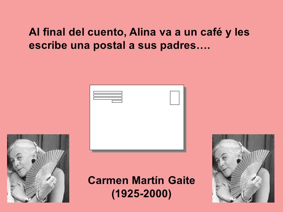 Carmen Martín Gaite (1925-2000)