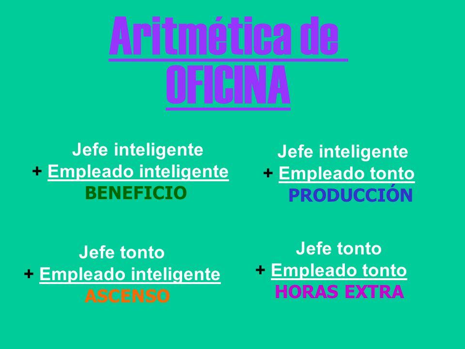 + Empleado inteligente + Empleado inteligente