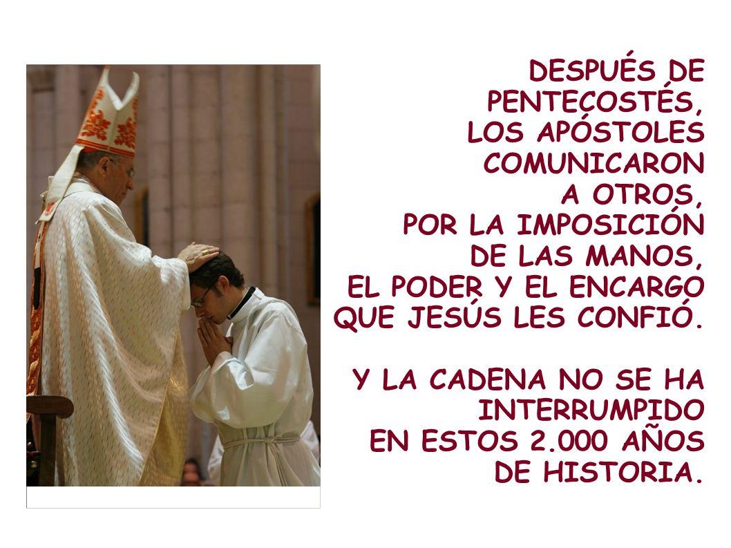 DESPUÉS DE PENTECOSTÉS,
