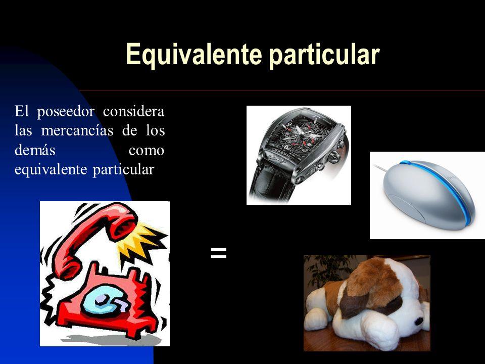 = Equivalente particular