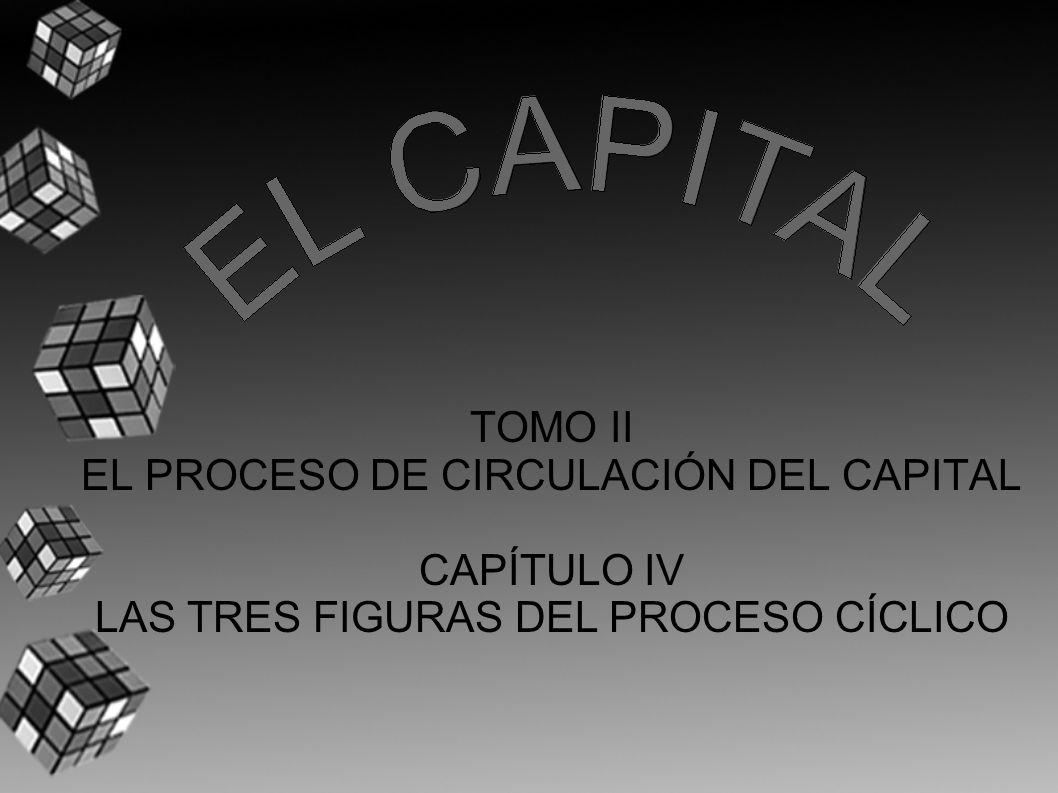 EL PROCESO DE CIRCULACIÓN DEL CAPITAL CAPÍTULO IV