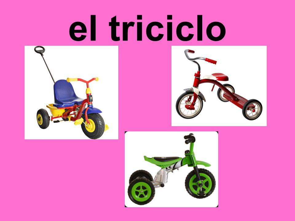 el triciclo