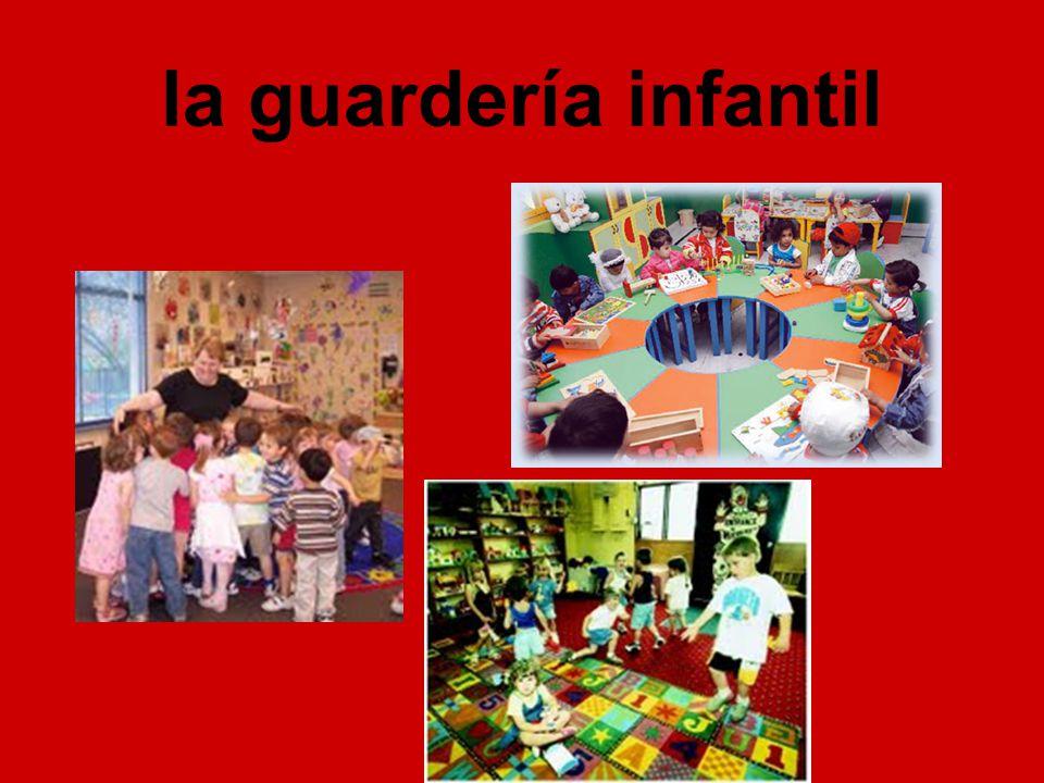 la guardería infantil
