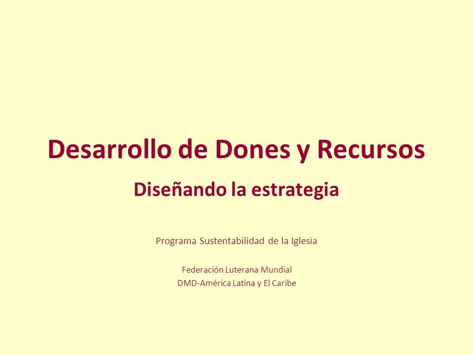 Desarrollo de Dones y Recursos