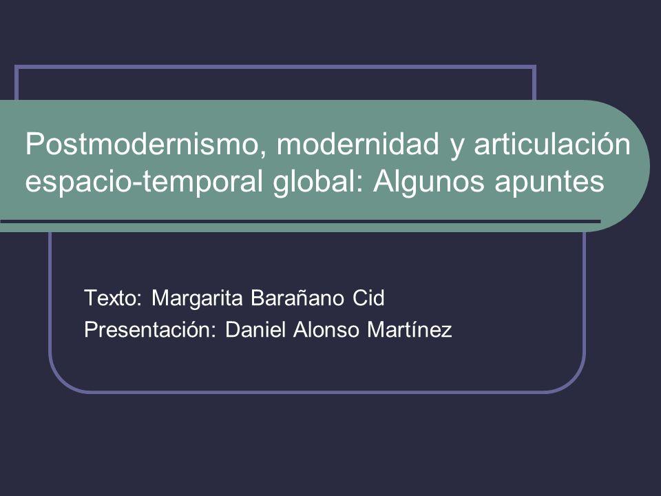 Texto: Margarita Barañano Cid Presentación: Daniel Alonso Martínez