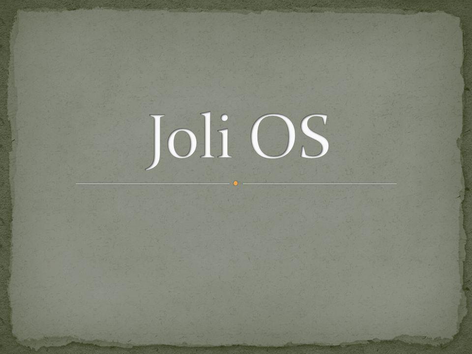 Joli OS