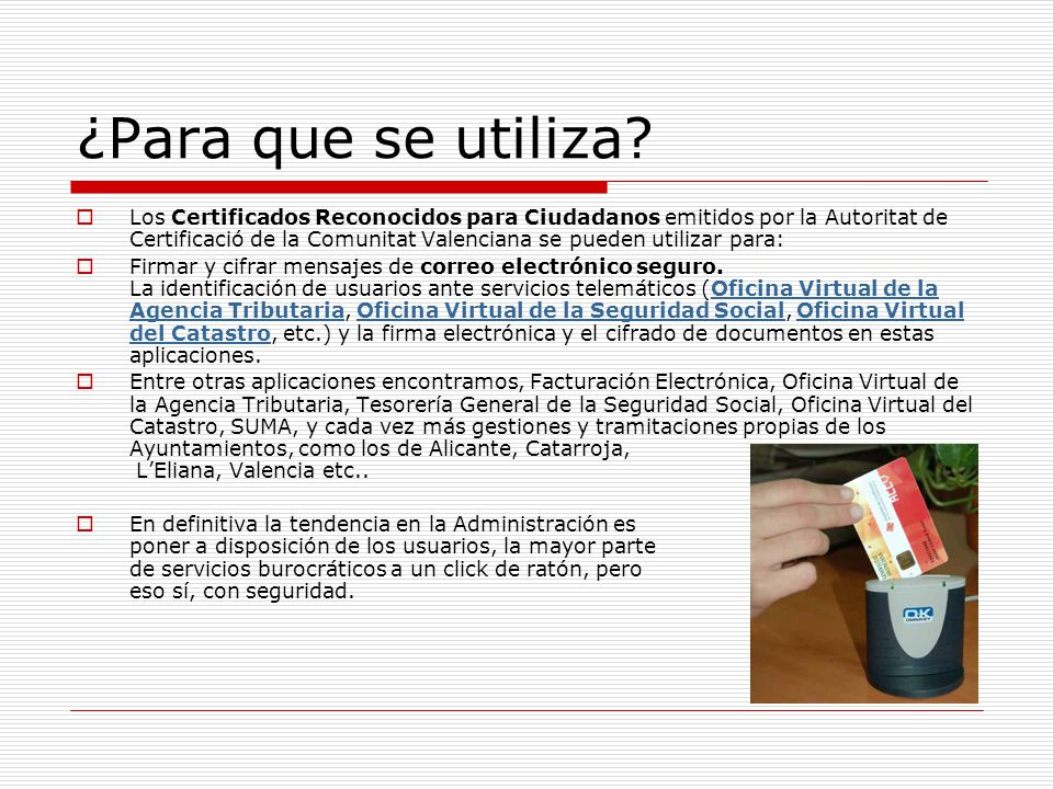 Internet firma electr nica fraude y seguridad en la for Catastro alicante oficina virtual