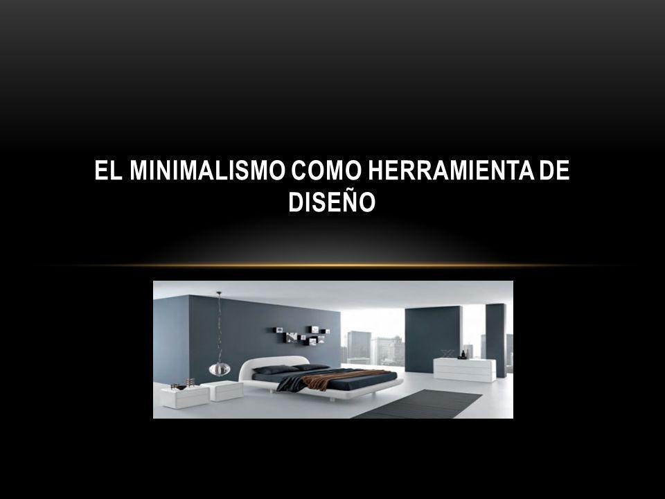 El minimalismo como herramienta de diseño