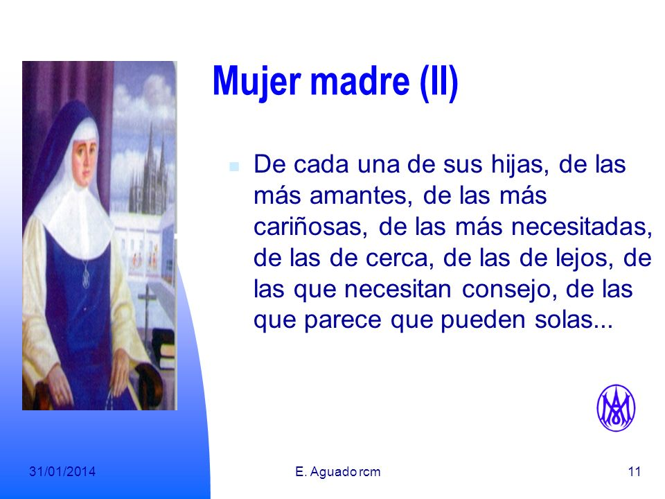 Mujer madre (II)