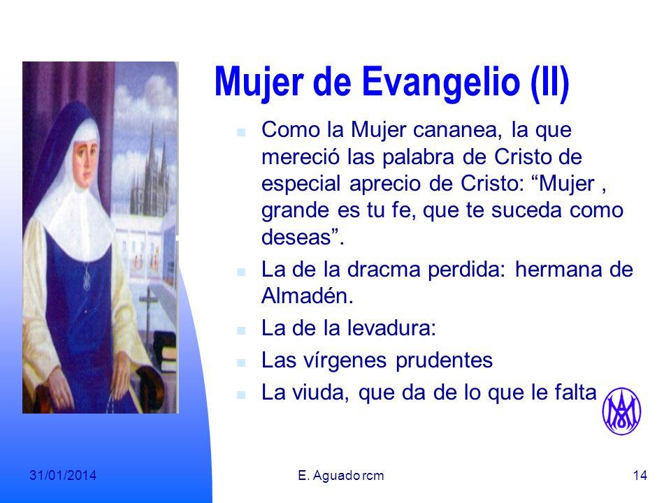 Mujer de Evangelio (II)