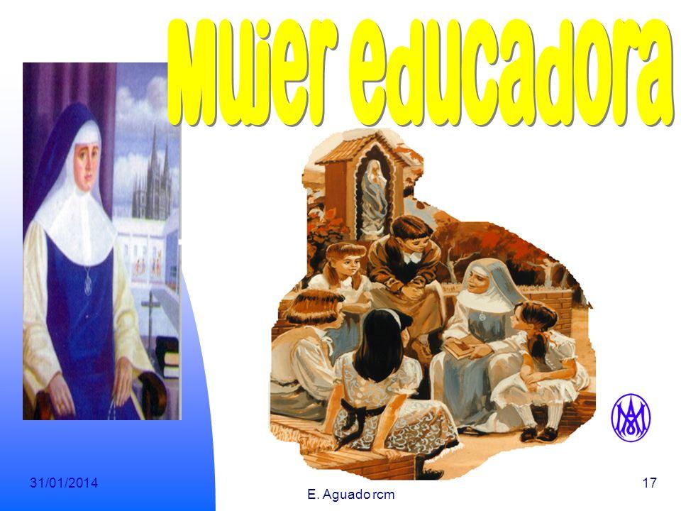 Mujer educadora 24/03/2017 E. Aguado rcm