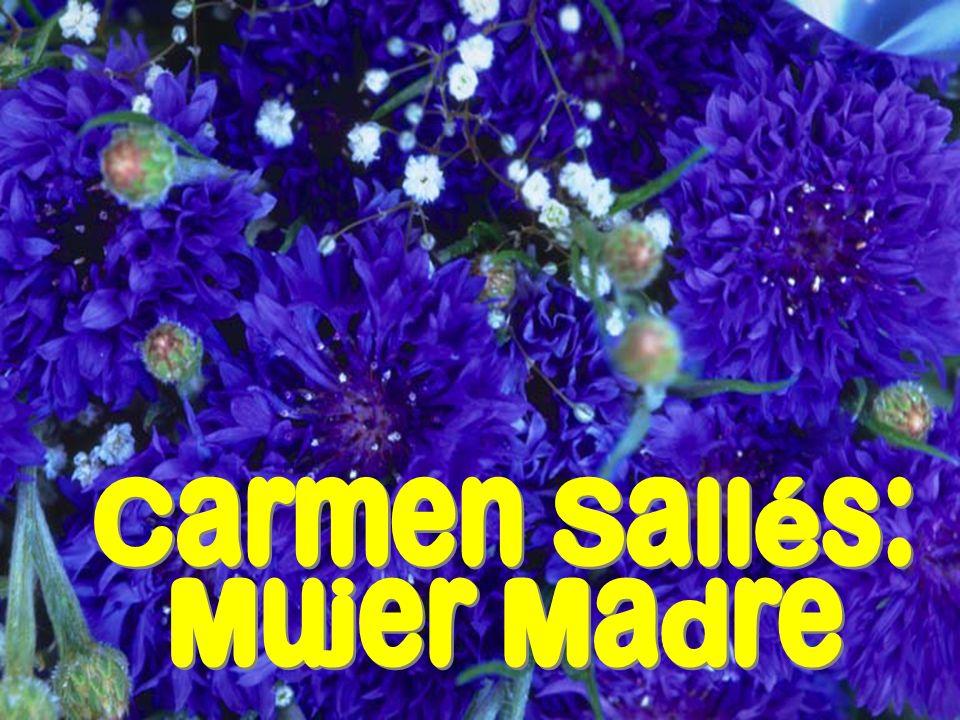 Carmen Sallés: Mujer Madre 24/03/2017 E. Aguado rcm