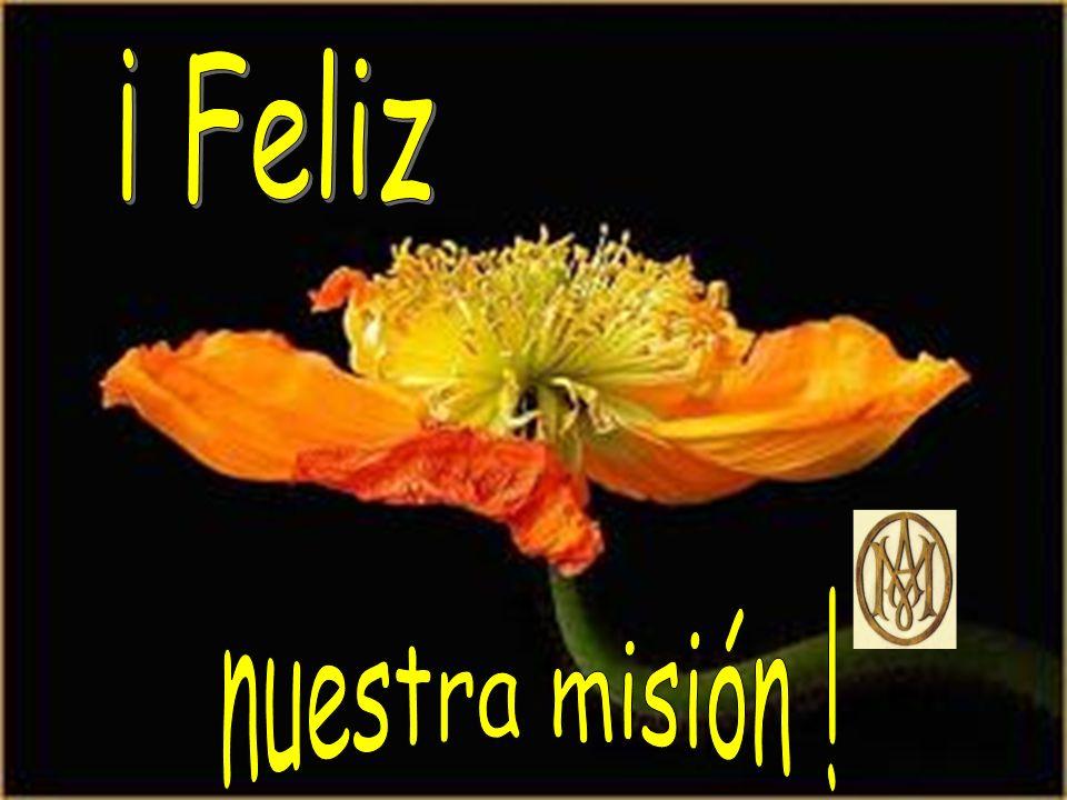 ¡ Feliz nuestra misión !