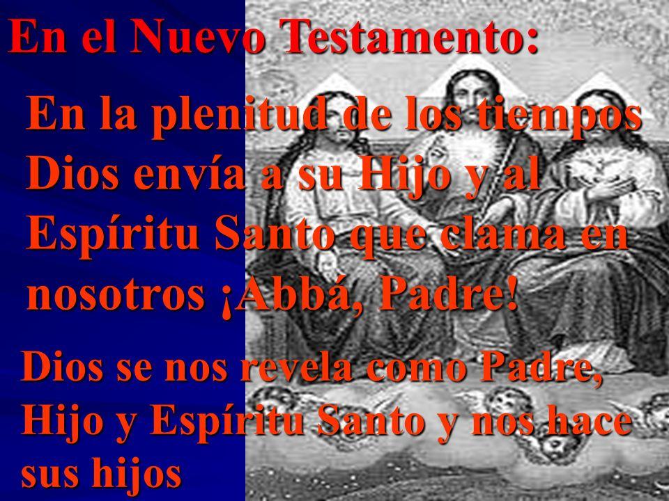 En el Nuevo Testamento: