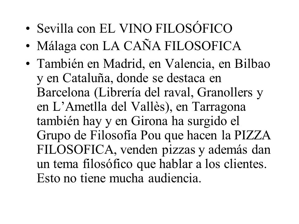 Sevilla con EL VINO FILOSÓFICO