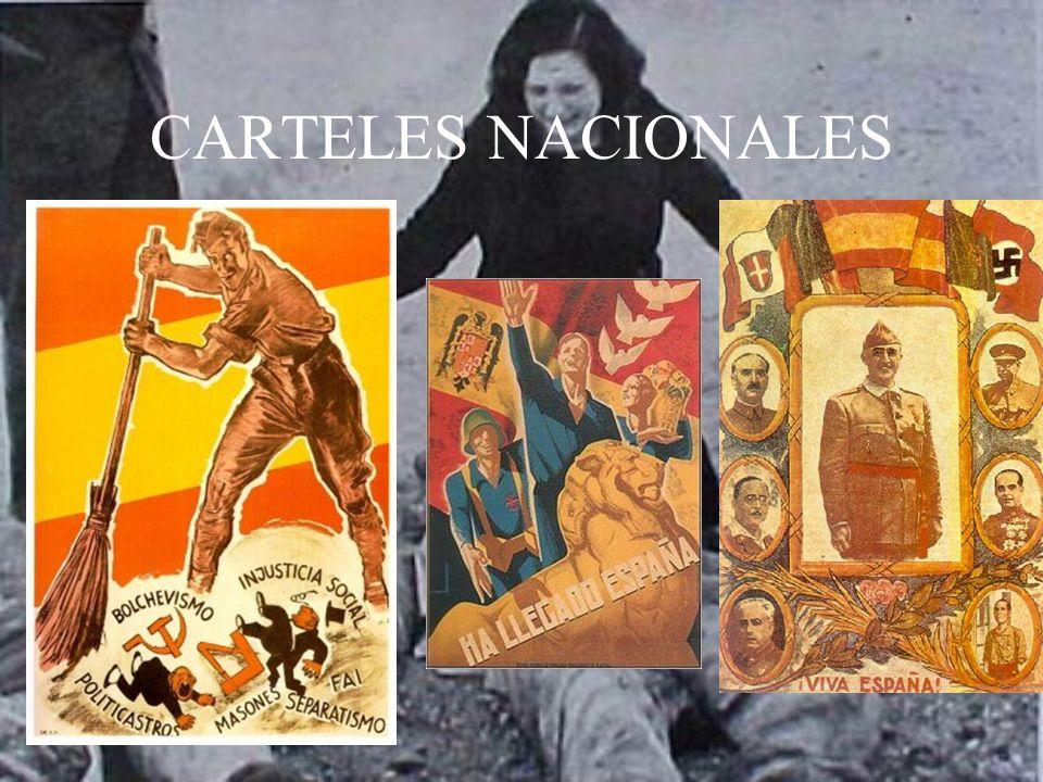 CARTELES NACIONALES