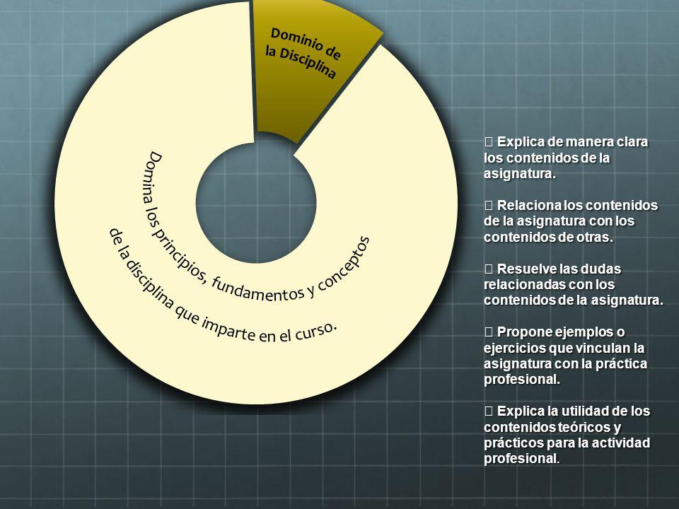 Domina los principios, fundamentos y conceptos