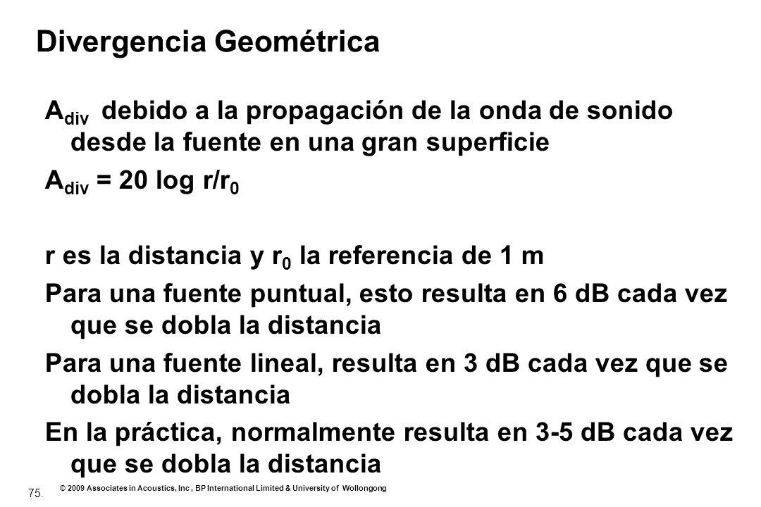 Divergencia Geométrica
