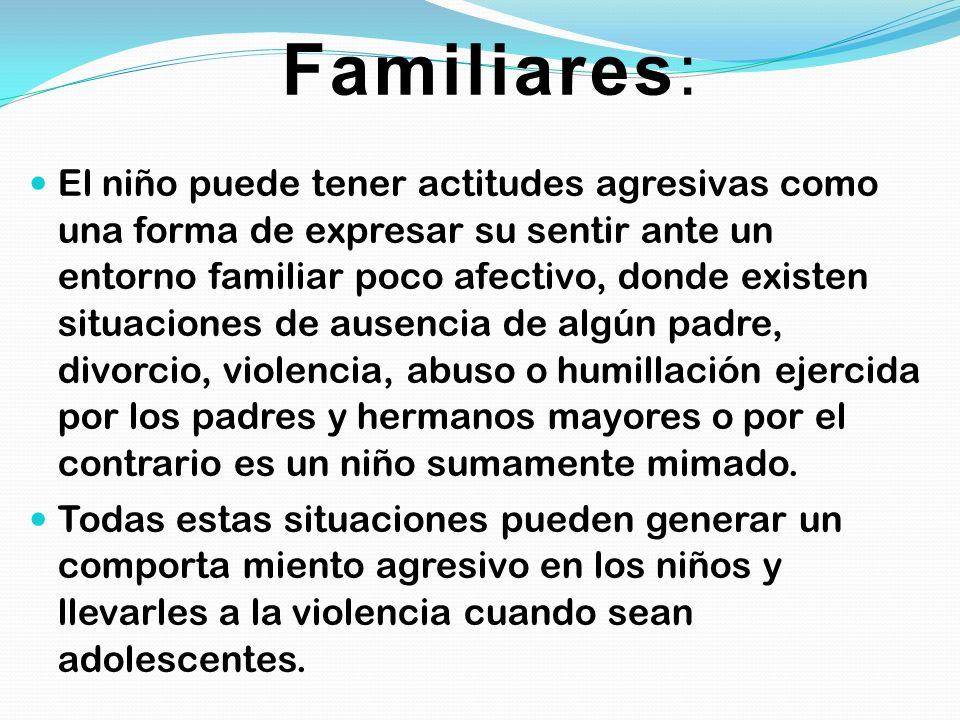 Familiares: