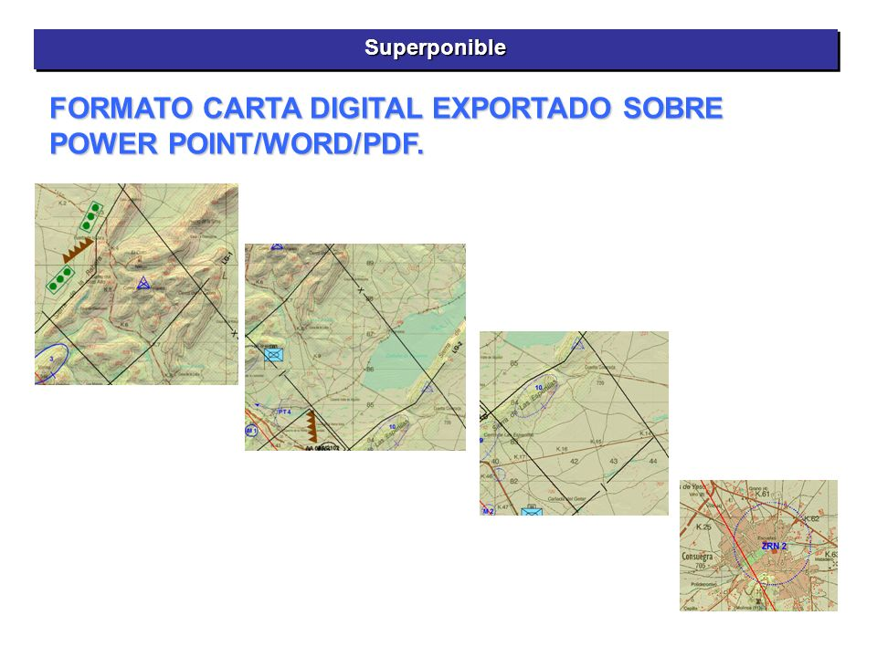 FORMATO CARTA DIGITAL EXPORTADO SOBRE POWER POINT/WORD/PDF.