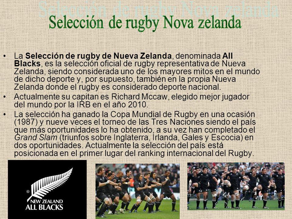 Selección de rugby Nova zelanda