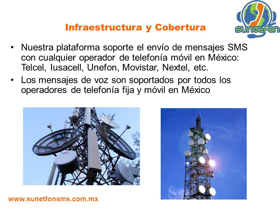 Infraestructura y Cobertura