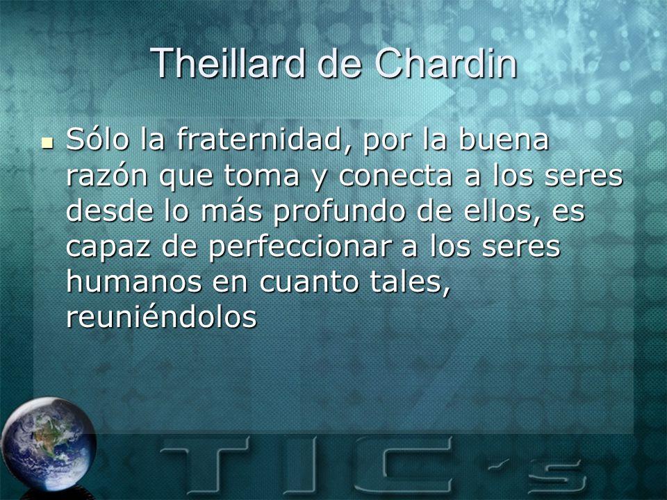 Theillard de Chardin