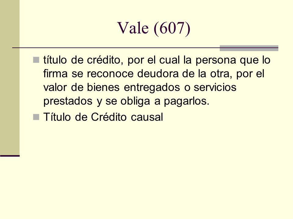 Vale (607)