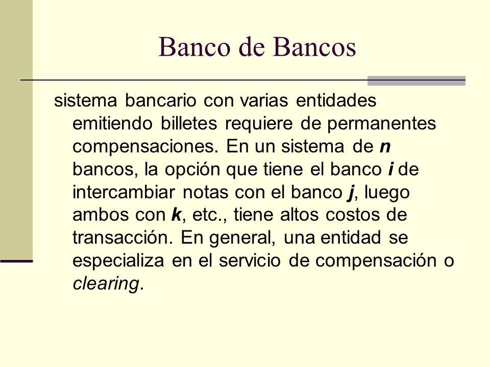 Banco de Bancos