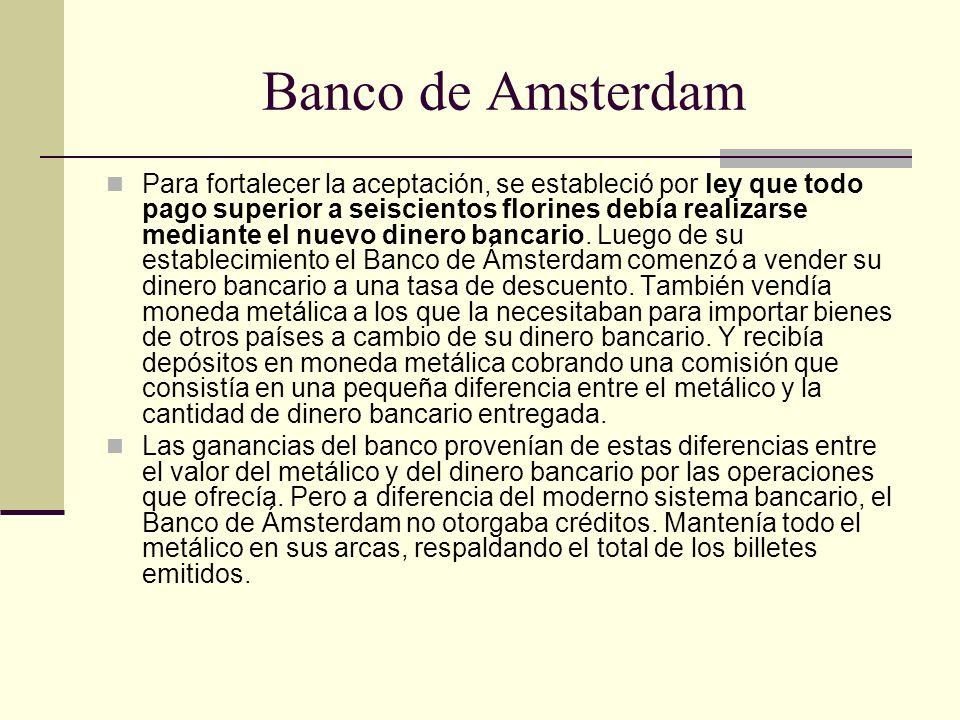 Banco de Amsterdam