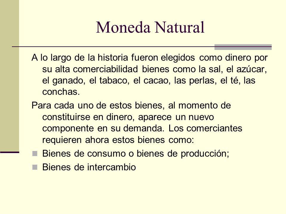 Moneda Natural