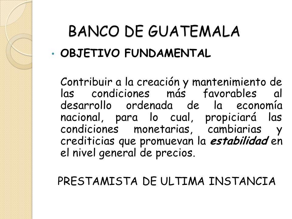 PRESTAMISTA DE ULTIMA INSTANCIA