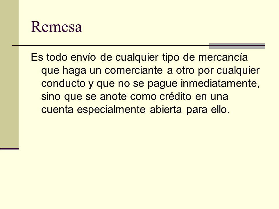 Remesa