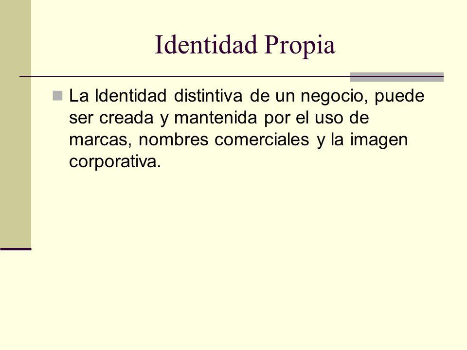 Identidad Propia