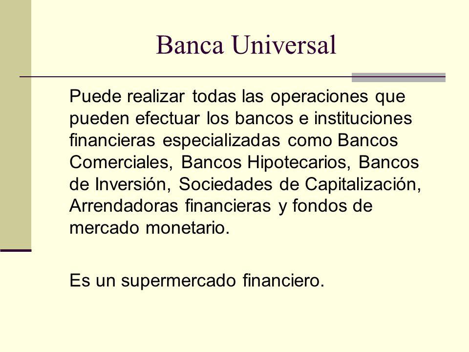 Banca Universal