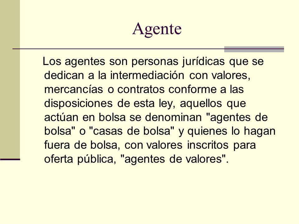 Agente