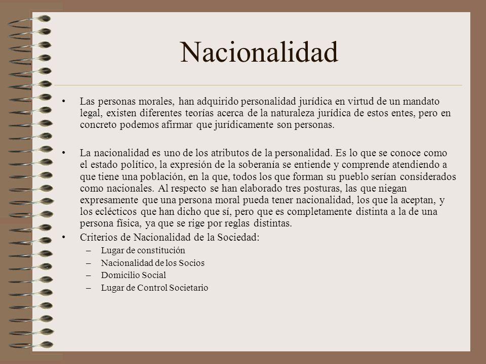 Nacionalidad