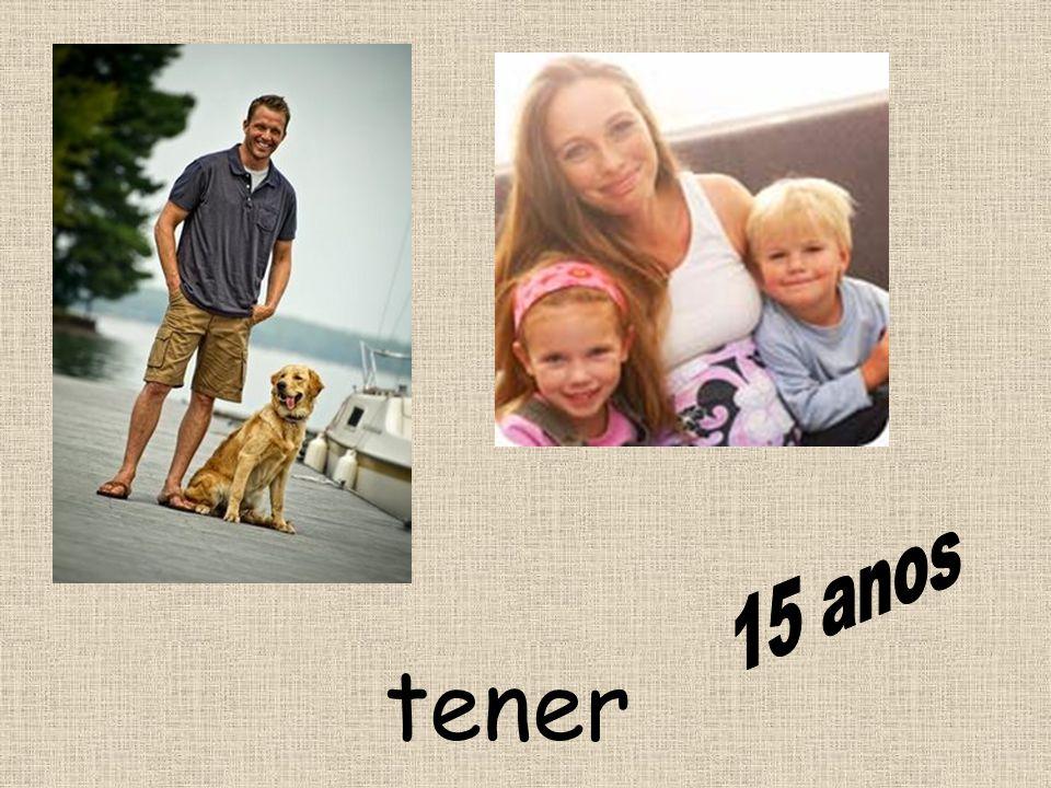 15 anos tener