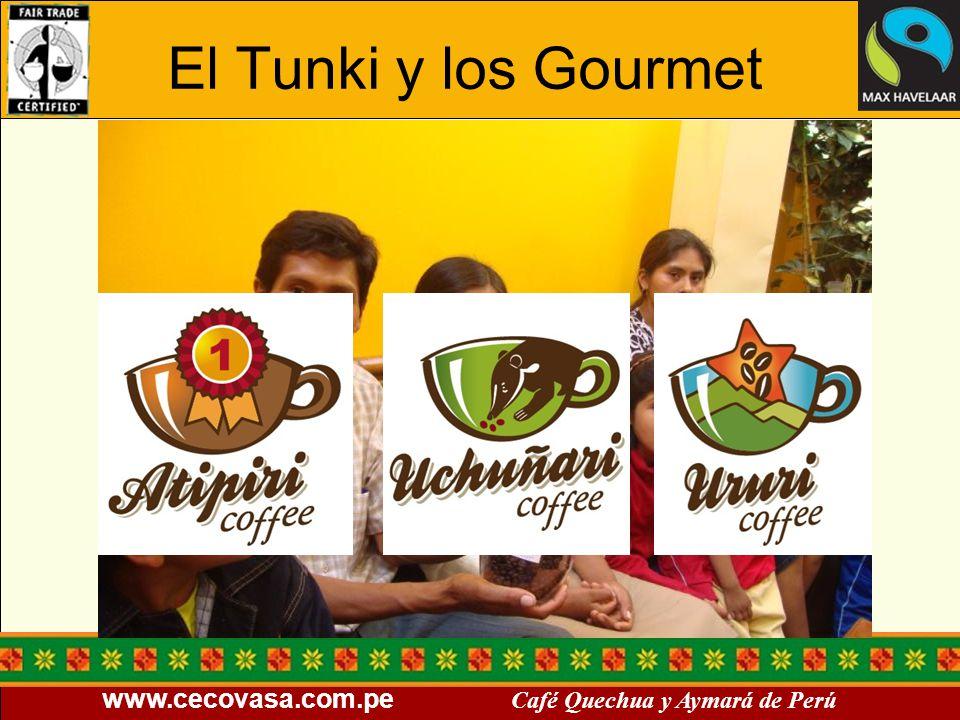 El Tunki y los Gourmet
