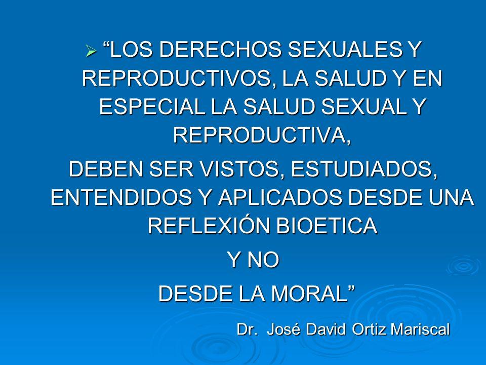 Dr. José David Ortiz Mariscal