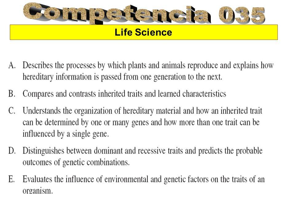 Competencia 035 Life Science
