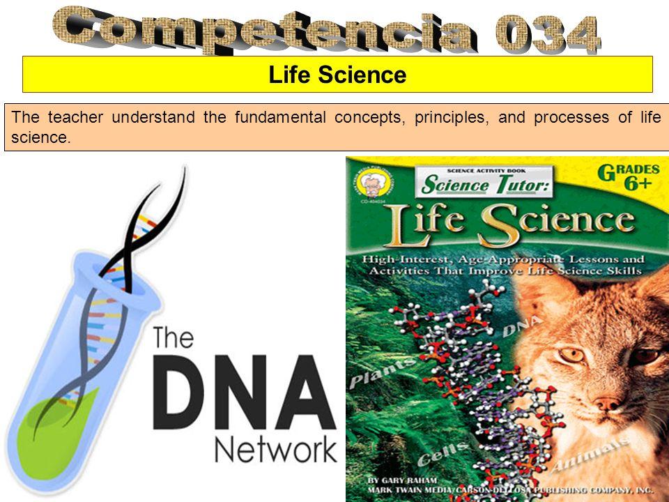 Competencia 034 Life Science