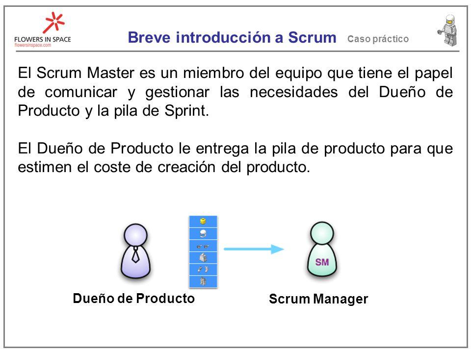 Breve introducción a Scrum