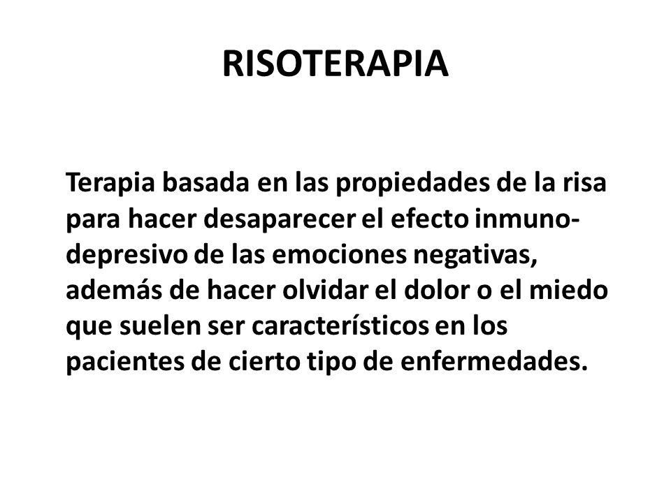 RISOTERAPIA